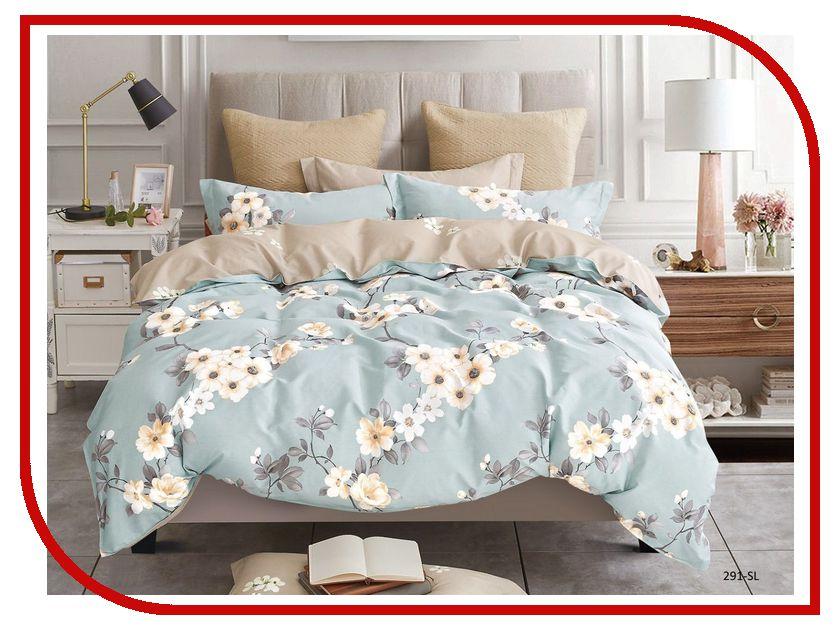 Постельное белье Cleo Satin Lux 20/291-SL Комплект 2-спальный Сатин постельное белье sl постельное белье norm 2 спал