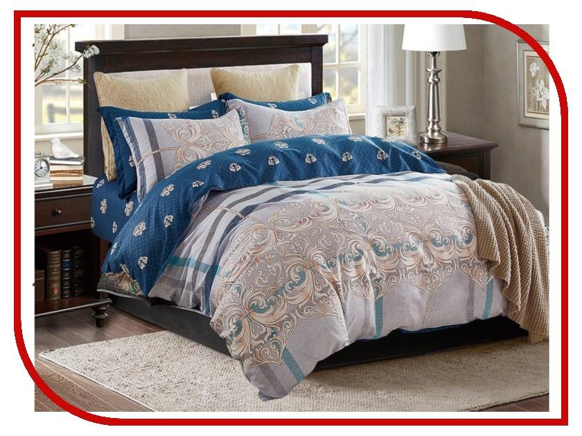 Постельное белье Cleo Satin Lux 20/299-SL Комплект 2-спальный Сатин постельное белье cleo satin lux 20 268 sl комплект 2 спальный сатин