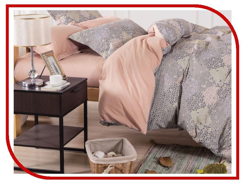 Постельное белье Cleo Satin Lux 20/371-SL Комплект 2-спальный Сатин цена 2017