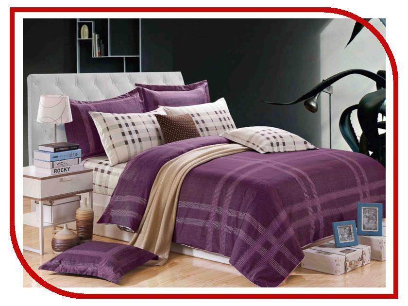 Постельное белье Cleo Satin Lux 20/372-SL Комплект 2-спальный Сатин постельное белье estro c52 комплект 2 спальный сатин