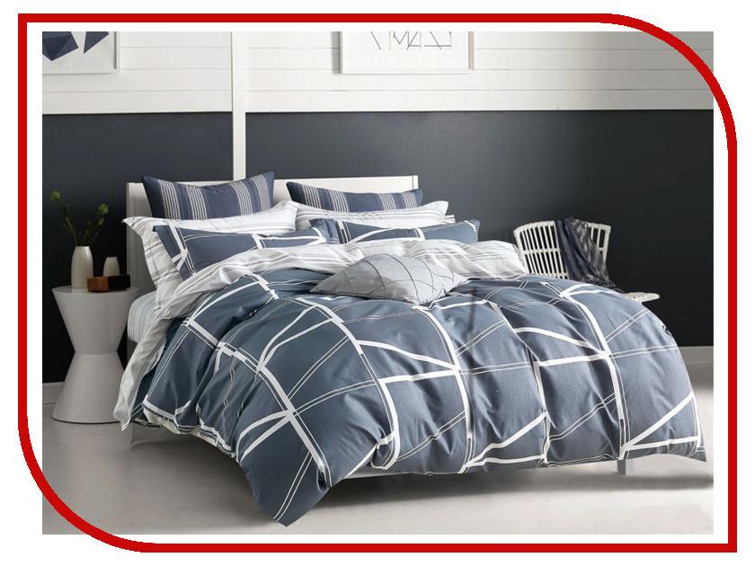 Постельное белье Cleo Satin Lux 31/289-SL Комплект Евро Сатин постельное белье экзотика кензо комплект евро сатин