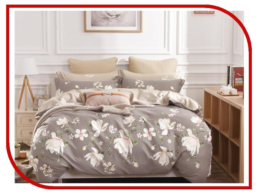 Фото - Постельное белье Cleo Satin Lux 31/292-SL Комплект Евро Сатин постельное белье этель кружева комплект 2 спальный поплин 2670978