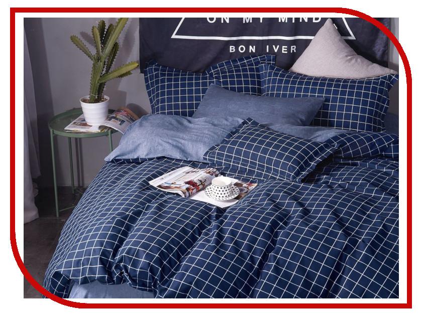 Постельное белье Cleo Satin Lux 31/368-SL Комплект Евро Сатин постельное белье экзотика кензо комплект евро сатин
