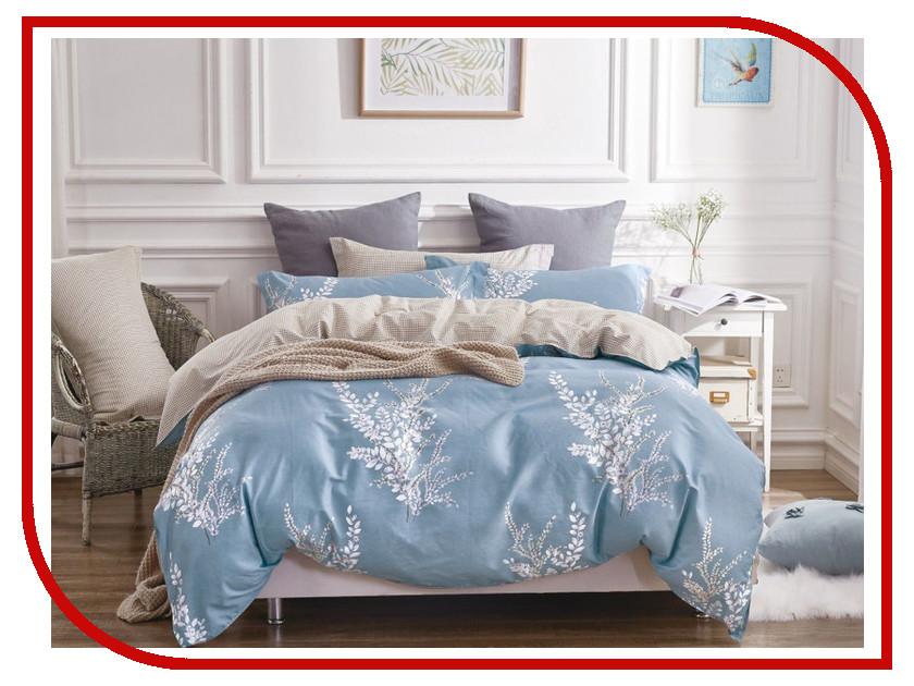 Постельное белье Cleo Satin Lux 41/290-SL Комплект Дуэт Сатин постельное белье этель монстера комплект дуэт поплин 1534708