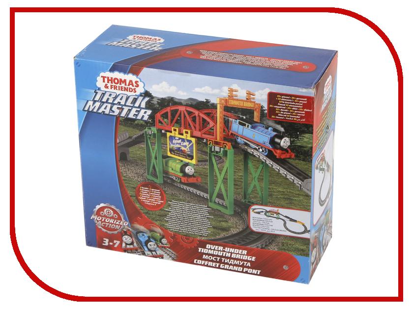 Игрушка Mattel Fisher-Price Thomas And Friends Гонка по болоту DVF74 игрушка mattel fisher price thomas and friends bmk88