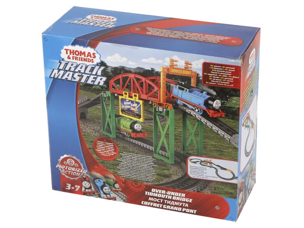 Игрушка Mattel Fisher-Price Thomas And Friends Гонка по болоту DVF74