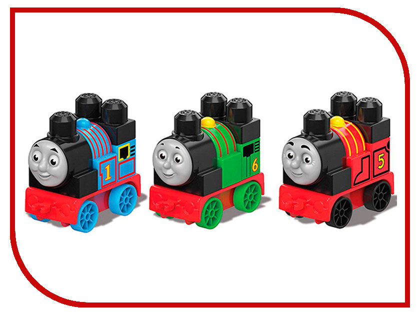 Игрушка Mattel Fisher-Price Thomas And Friends Паровозики DXH47