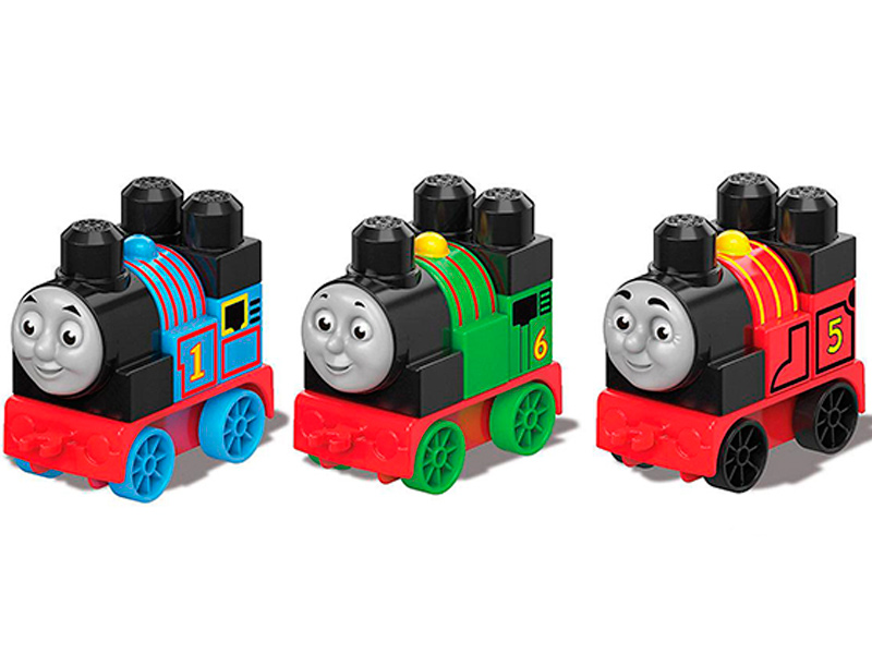 Игрушка Mattel Fisher-Price Thomas And Friends Паровозики DXH47