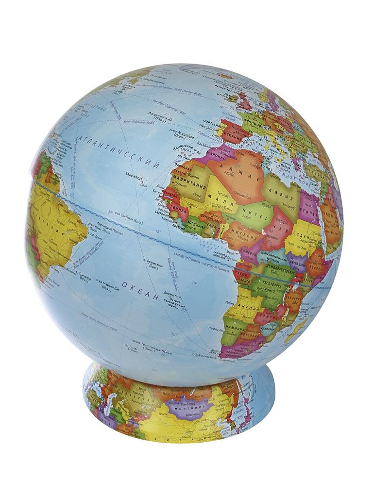 Глобус Глобусный Мир Политический 420mm 10359