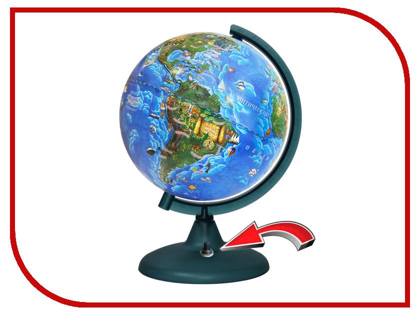 Глобус Глобусный Мир Детский 210mm 16005 канта ибрагимов детскиймир isbn 9785448586705