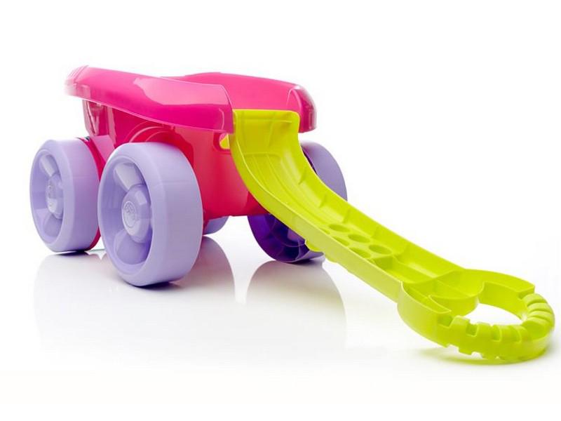 все цены на Сортер Mattel Fisher-Price Mega Bloks Pink FVJ48 онлайн