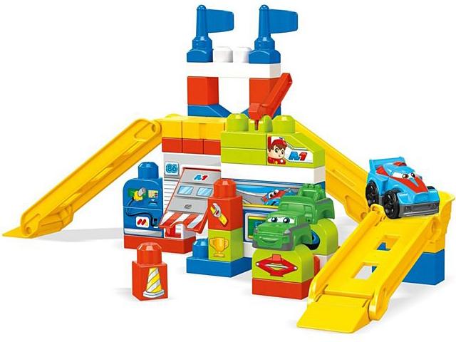 все цены на Игрушка Mattel Fisher-Price Mega Bloks FVJ02 онлайн