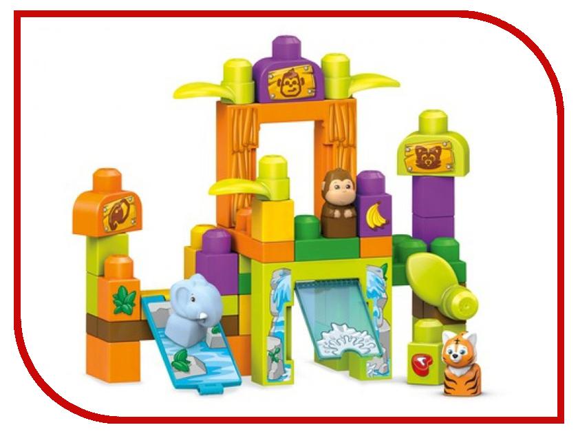 Купить Конструктор Mattel Fisher-Price Mega Bloks Зоопарк Сафари FFG42
