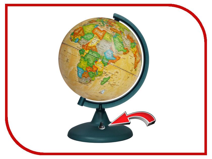 Глобус Глобусный Мир Политический Ретро-Александр 210mm 16010 цены онлайн
