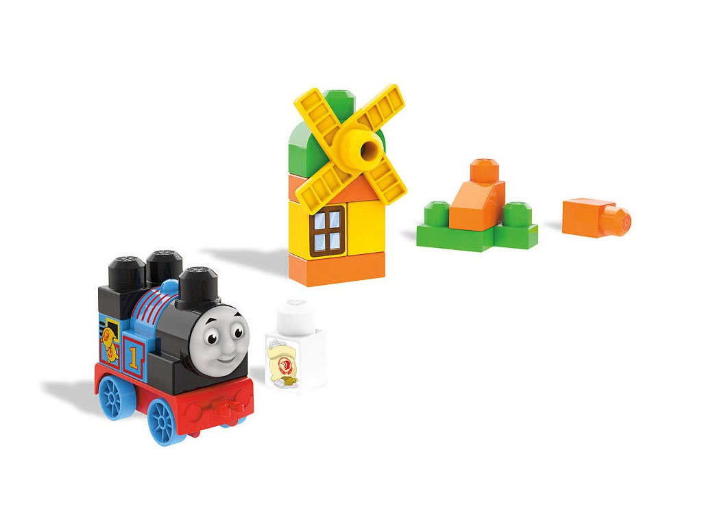 Конструктор Mattel Fisher-Price Thomas And Friends Содора DXH52