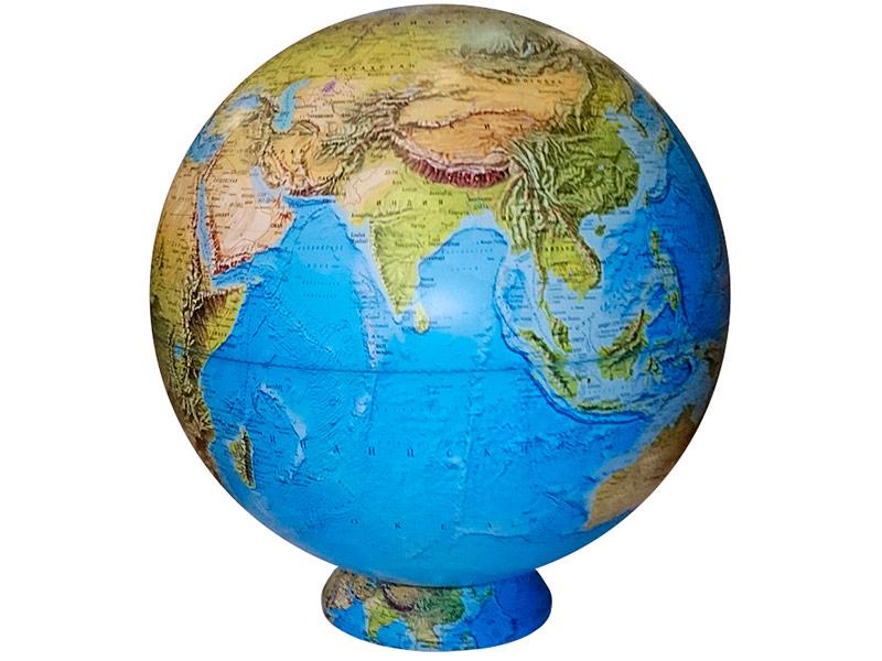 Глобус Глобусный Мир Географический 420mm 10384