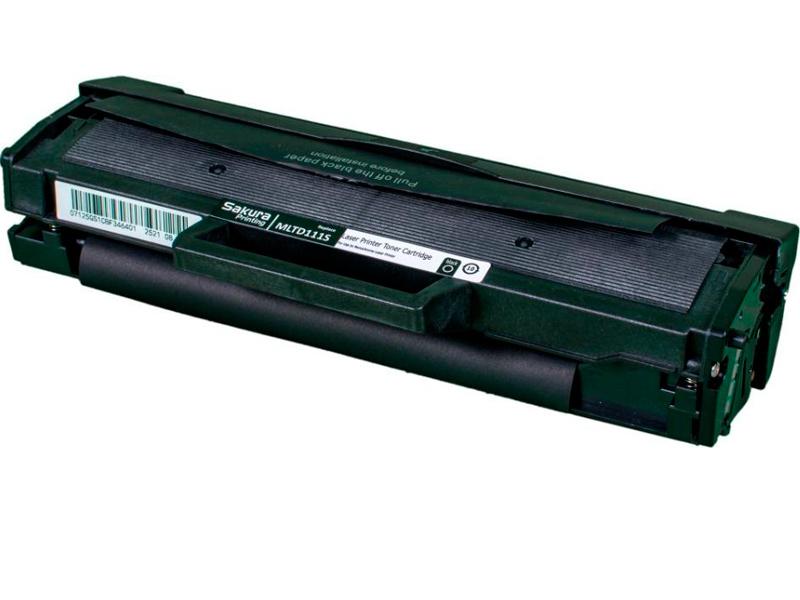 Картридж Sakura MLTD111S-N для Samsung Xpress M2020/Xpress M2020W/Xpress M2070/Xpress M2070W/Xpress M2070F/Xpress M2070FW цены онлайн