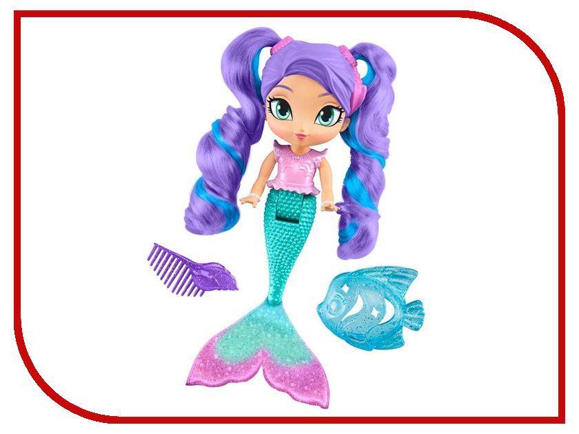 Кукла Mattel Shimmer&Shine Радужные русалочки DTK61