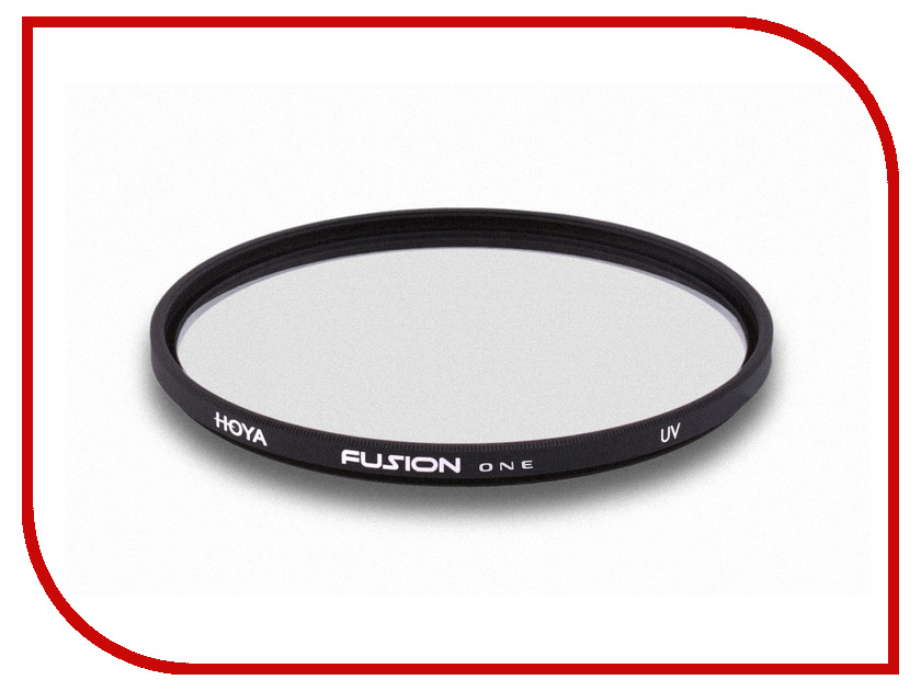 Светофильтр HOYA Fusion One UV 77mm 02406606844 светофильтр hoya uv c hmc multi 67 mm ультрафиолетовый