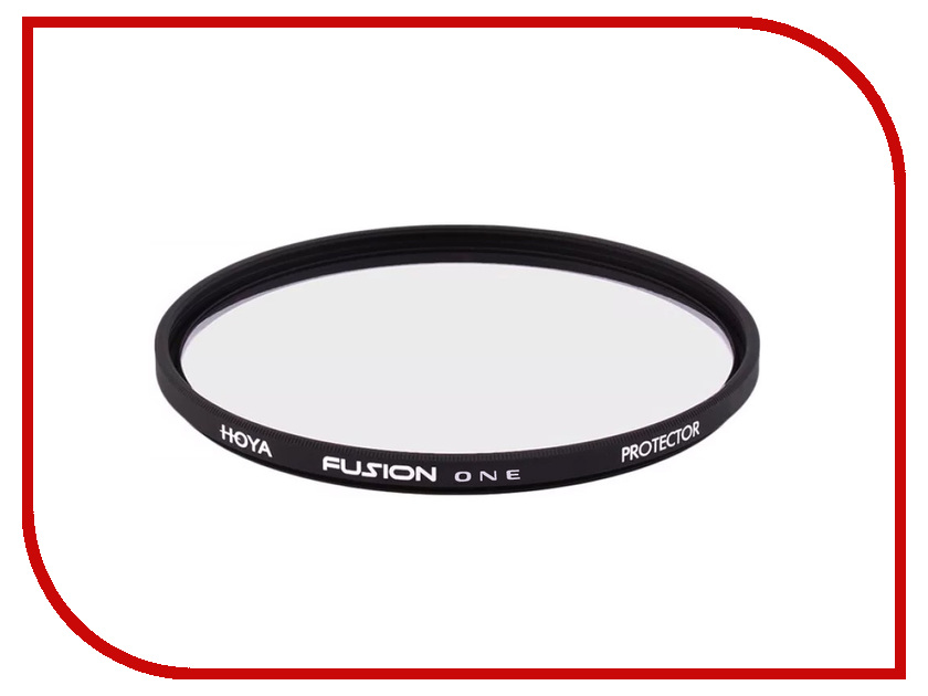 Светофильтр HOYA Protector Fusion One 77mm 02406606858 светофильтр набор светофильтров hoya digital filter kit 67mm uv c hmc multi pl cir ndx8