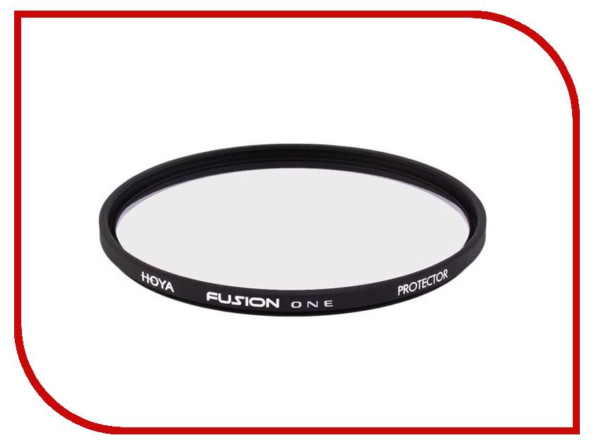 Светофильтр HOYA Protector Fusion One 49mm 02406606851 светофильтр премиум hoya pl cir uv hrt 77 mm