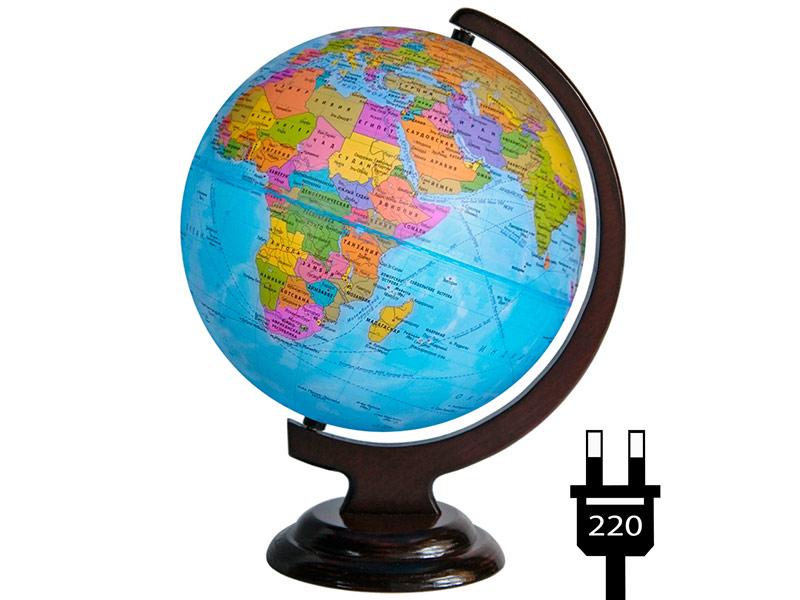 все цены на Глобус Глобусный Мир Физико-политический 250mm 10394 онлайн