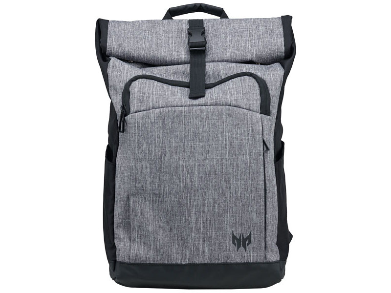 Рюкзак Acer 15.6-inch Predator Rolltop Jr. Backpack Grey NP.BAG1A.292 рюкзак anteater rolltop acab