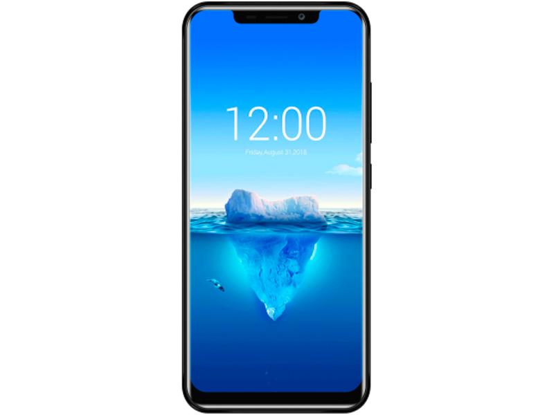 Сотовый телефон Oukitel C12 Plus Black смартфон oukitel c12 pro
