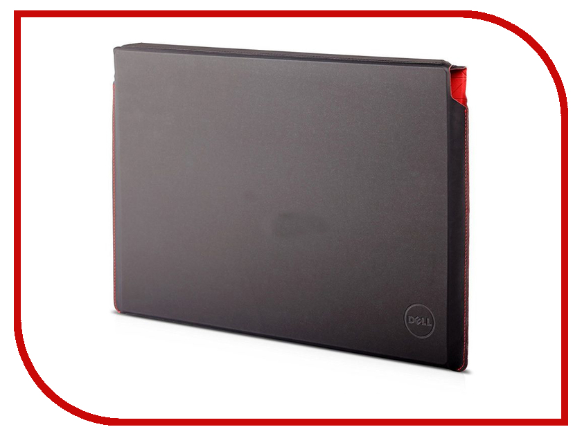 Аксессуар Чехол-конверт 13.3-inch Dell XPS Premier Sleeve Black DNB-460-BCCU original new 15 6 inch laptop half upper parts lcd touch assembly for dell xps 15z
