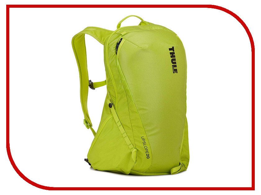 Рюкзак Thule Upslope 20L Snowsports Backpack Lime Punch 3203606