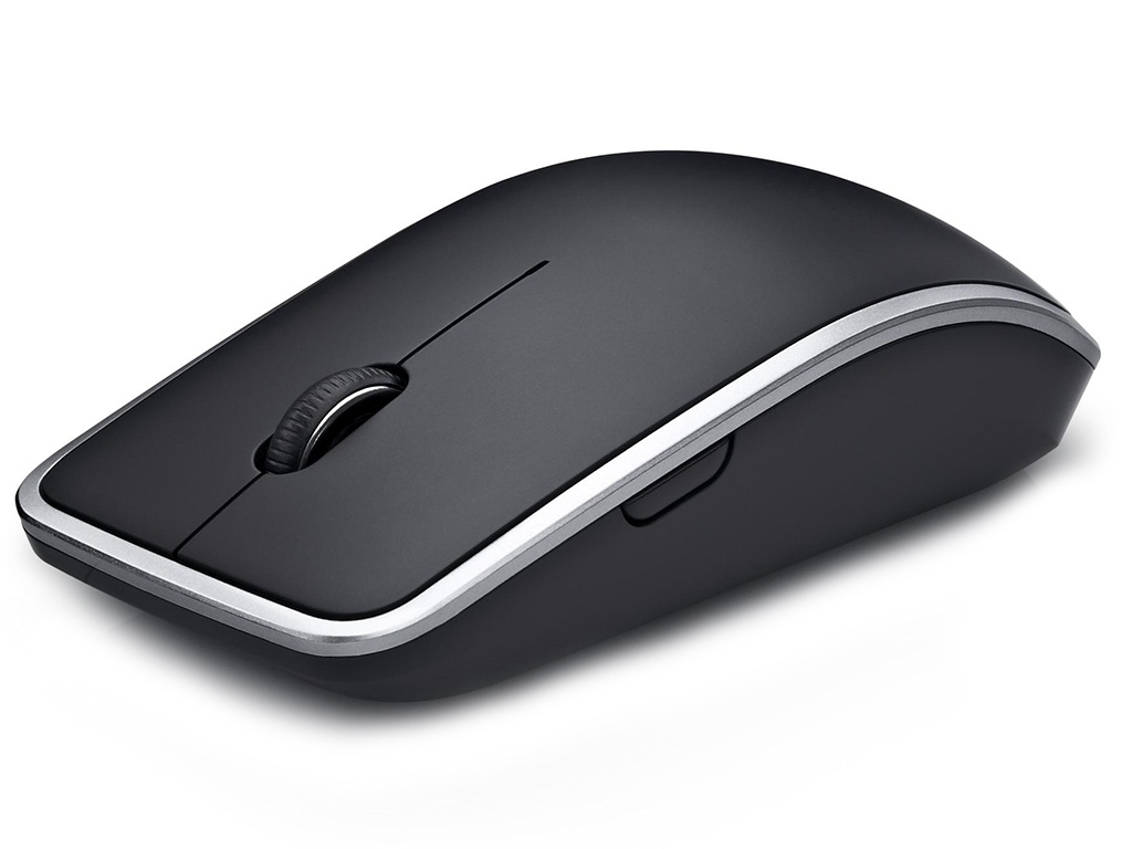 Мышь DELL WM514 Black-Silver USB цена и фото