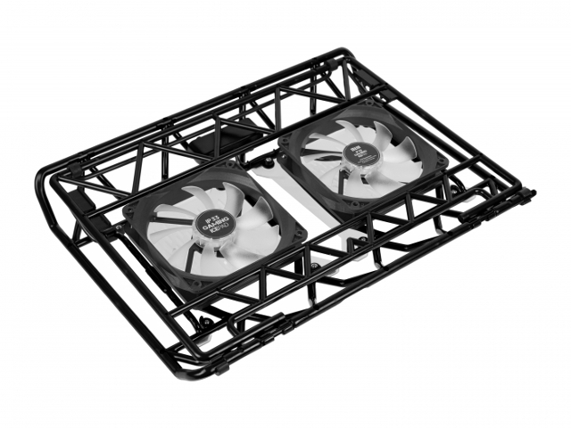 Аксессуар STM Laptop Cooling IP33 Black STA-IP33