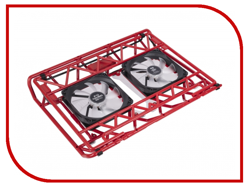 Аксессуар STM Laptop Cooling IP33 Red STA-IP33 аксессуар stm laptop cooling ip11 sta ip11