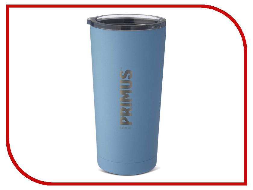 Термокружка Primus Vacuum Tumbler 600ml Blue 740792