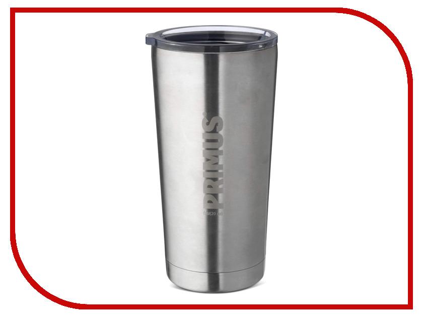 Термокружка Primus Vacuum Tumbler 600ml Stainless 740790