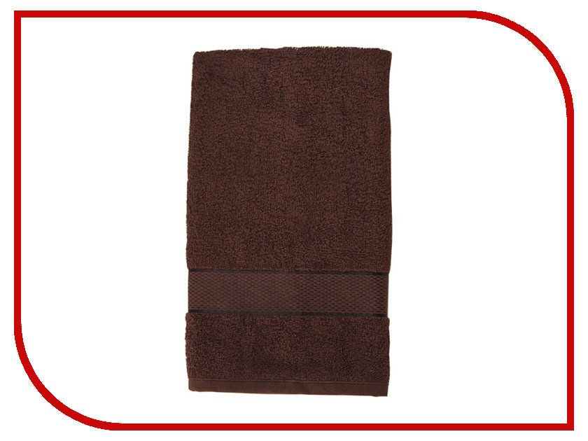 Полотенце Aisha Home 50х90cm Chocolate УП-024-05 полотенце aisha home 50x85 70x135 2шт pink pearl нмп 026к