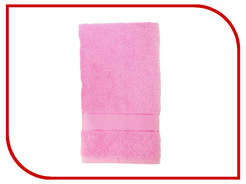 Полотенце Aisha Home 50х90 Pink УП-024-02 weight hoop wh 024 blue and pink