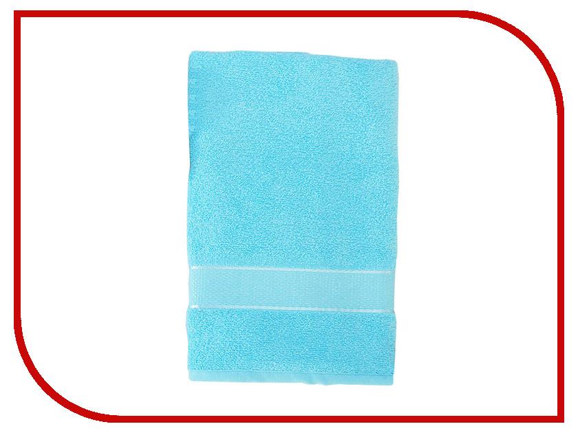 Полотенце Aisha Home 70х130 Light-Blue УП-025-07 полотенце aisha home 50x85 70x135 2шт pink pearl нмп 026к