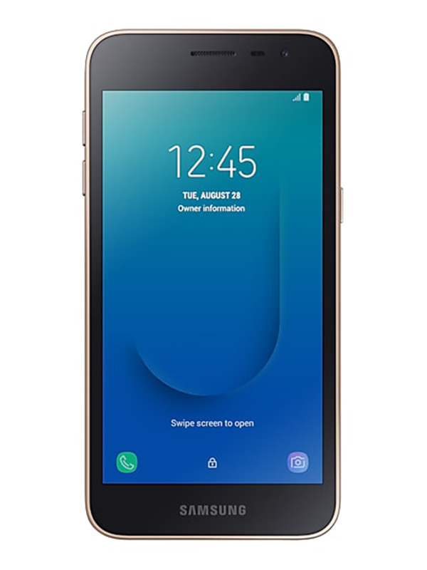 Сотовый телефон Samsung Galaxy J2 core SM-J260F Gold