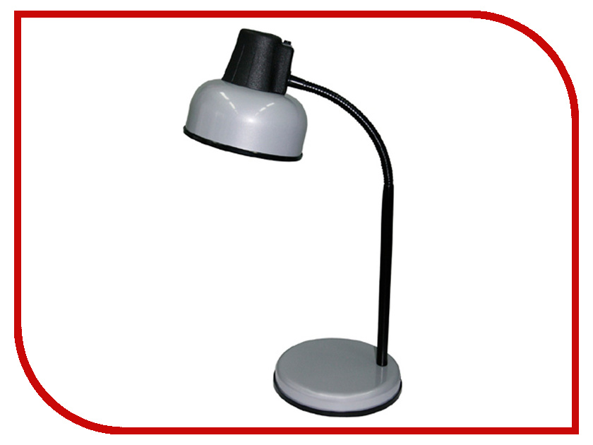 Настольная лампа Трансвит Бета Ш Silver  - купить со скидкой