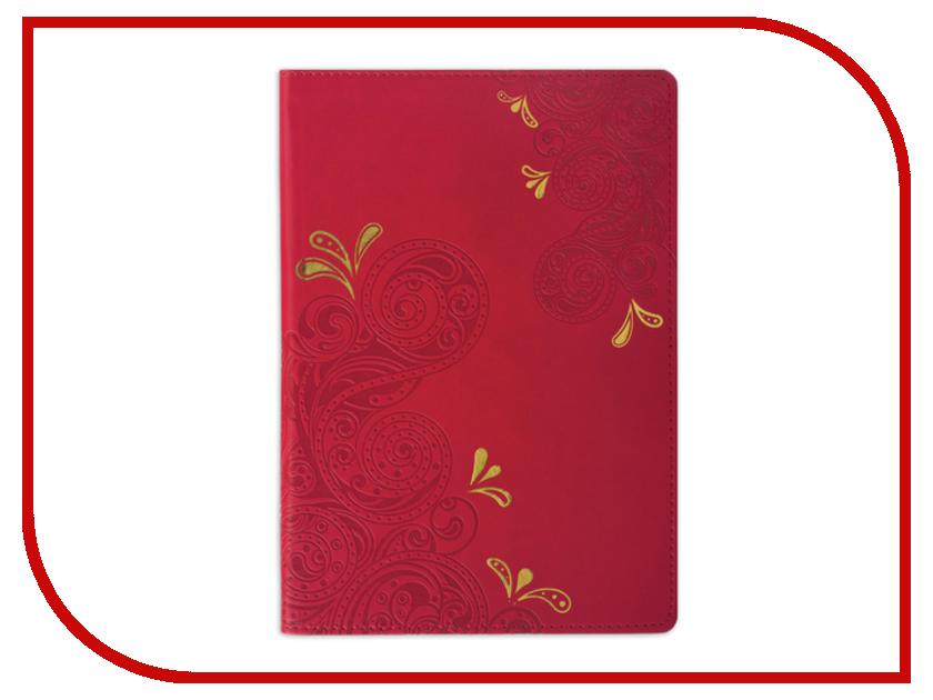 Бизнес-блокнот Brauberg Orient А5 128 листов Red 128045 бизнес блокнот modo arte fetiche а5 4016е