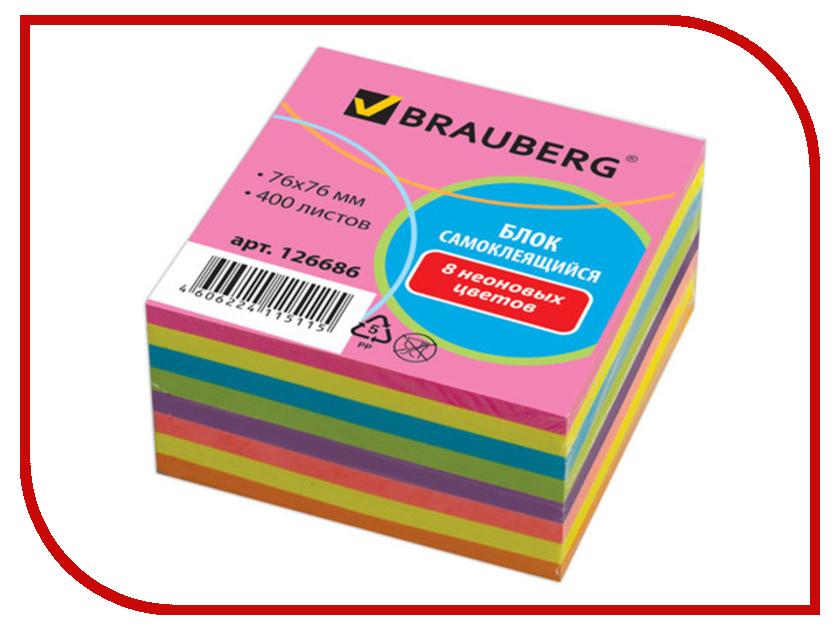Фото - Стикеры Brauberg Neon 76x76mm 400 листов 8 цветов 126686 стикеры для стен chinastyler 60 92 diy month1