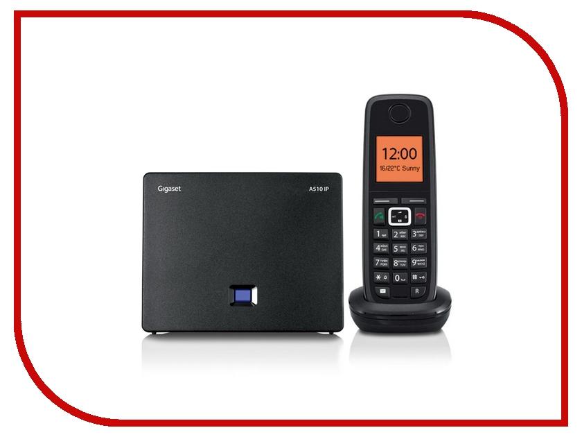 VoIP ������������ Gigaset A510 IP Black