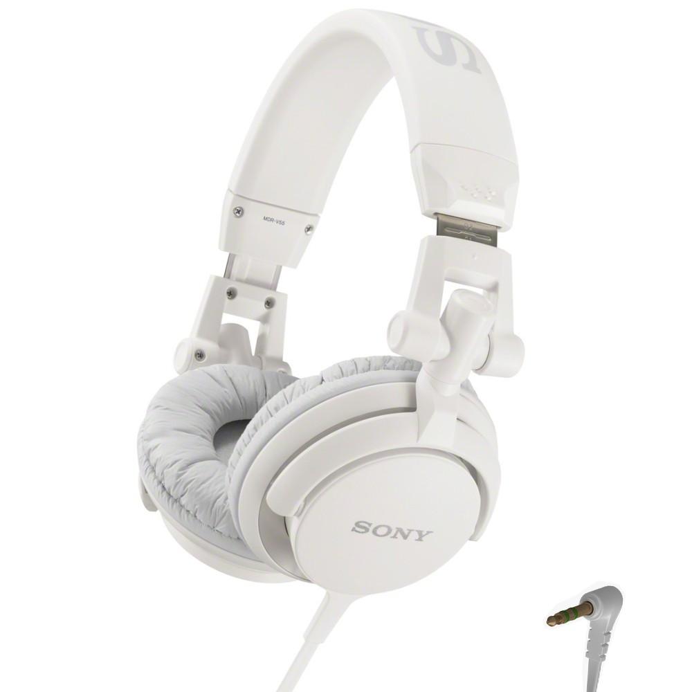 Наушники Sony MDR-V55 White