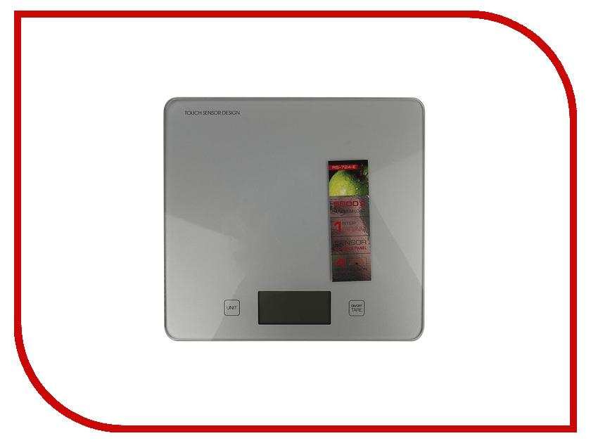Весы Redmond RS-724 Silver весы кухонные электронные redmond rs 724