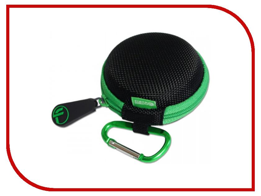 Аксессуар Чехол Fischer Audio BN-100 Green наушники fischer audio fa 560 green