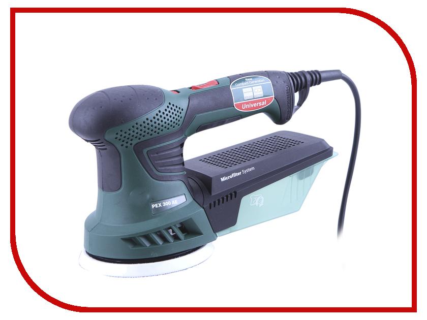 Шлифовальная машина Bosch PEX 300 AE 06033A3020 мир детства набор ершиков для бутылочек и сосок 2 шт