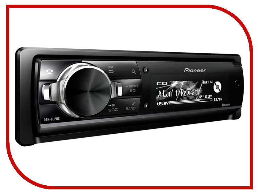 Автомагнитола Pioneer DEH-80PRS автомагнитола kenwood kdc bt510u
