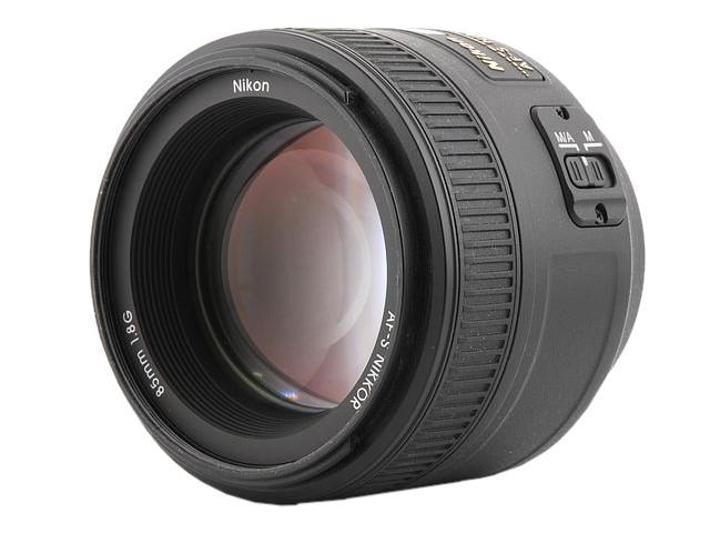 Фото - Объектив Nikon 85mm f/1.8G AF-S Nikkor объектив