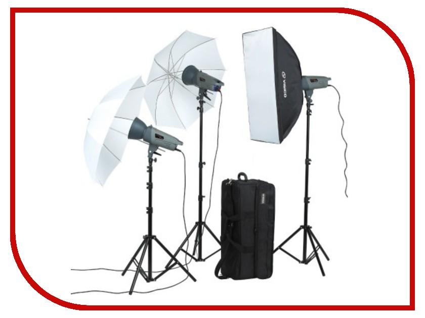 �������� ���������� ����� Visico Studio Flash VT-200 Creative Kit